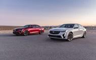 Cadillac представил самый мощный седан в истории