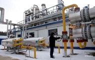 Запасы газа в ПХГ Европы на минимуме за пять лет