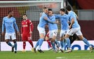 Манчестер Сити разгромил Ливерпуль, отправив в ворота Алиссона четыре мяча