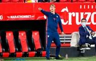 Севилья продлила контракт с Лопетеги на два года