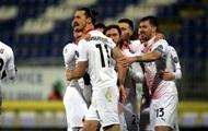 Дубль Ибрагимовича принес Милану победу над Кальяри