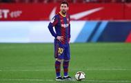 Месси побил рекорд Барселоны по числу проведенных матчей в чемпионате Испании
