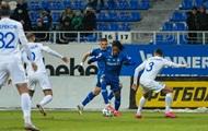 Динамо с трудом вырвало ничью в матче против Десны