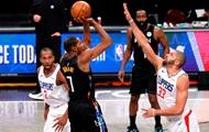 НБА: Детройт с Михайлюком уступил Орландо, Бруклин обыграл Клипперс