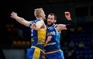 Сборная Украины по баскетболу разгромила Венгрию и выиграла отборочную группу