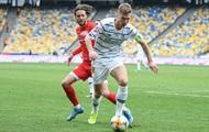 Динамо в матче с удалением и пенальти разгромило Минай