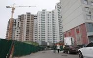 В Украине сократился рынок жилой недвижимости