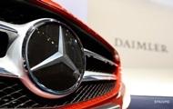 Mercedes объявил об отзыве более миллиона автомобилей