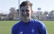 Забарного признали лучшим молодым игроком года в Украине