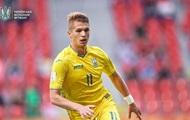 Молодежная сборная Украины уступила в первом матче на Antalya Cup
