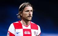Модрич побил рекорд Срны в сборной Хорватии