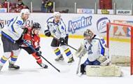 УХЛ: Донбасс в первом полуфинальном матче обыграл Днепр