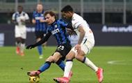 Интер добыл минимальную победу над Аталантой