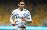 Шапаренко провел юбилейный 100-й матч за Динамо