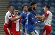 Джеррард обвинил в расизме защитника Славии, которого избили после матча