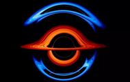 В NASA создали визуализацию двойной черной дыры
