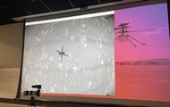 Вертолет NASA совершил первый полет на Марсе