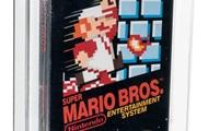 Копия игры Super Mario ушла с молотка за рекордную сумму