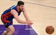 Михайлюк набрал 12 очков в матче против Шарлотт