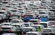 В Украине резко выросло число подержанных авто