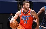 Результативная игра Михайлюка не спасла Оклахому от поражения в матче НБА