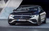 Mercedes представил флагманский электромобиль