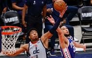 НБА: Вашингтон убрал Леня из старта и выиграл первый матч против Филадельфии