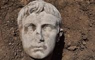 Найдена мраморная голова первого императора Рима