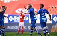 Безус отметился голом в ворота Стандарда в матче чемпионата Бельгии