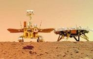 Появились видео китайского марсохода на Марсе