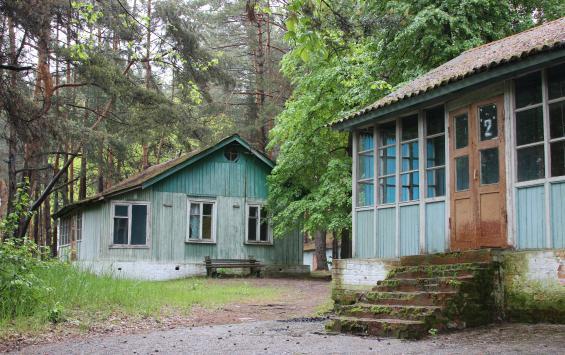 Ремонт двух детских лагерей под Курском обошелся в 8 млн рублей