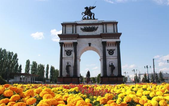 Курск выбился в лидеры среди «Городов России»