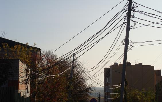 Регион готовится к обрыву электросетей