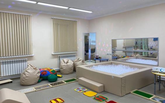 В Курске отремонтировали медико-социальный центр