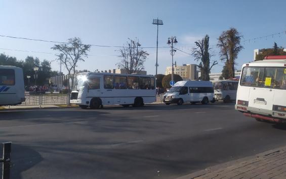В Доме Советов обсудили оптимизацию маршрутных сетей