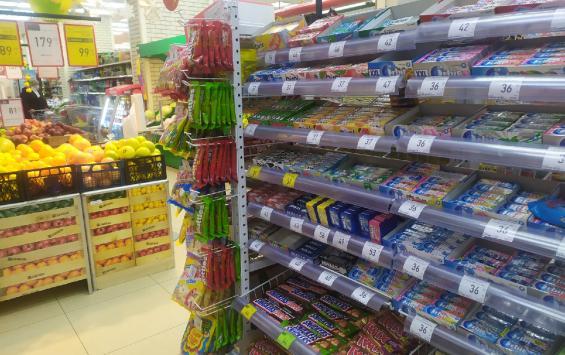 Цены на сахар снизили не все торговые сети в Курске