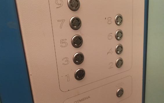 Лифт, сорвавшийся в Курчатове заменят в 2026 году