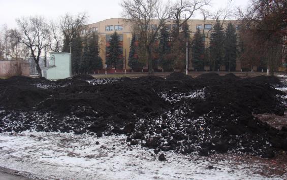 Последние следы Летнего театра в Курске засыпали землей