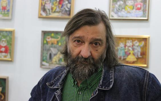 Курские художники отмечают «профессиональный» праздник