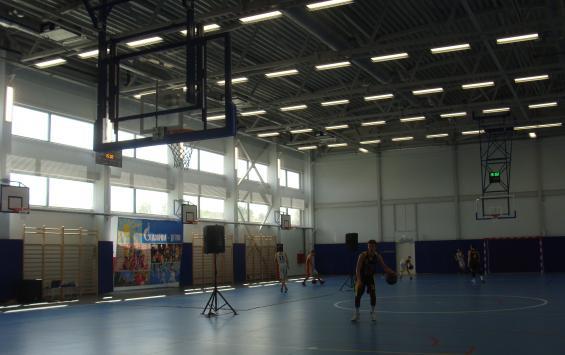 Спортивный манеж в Курске построят белгородцы