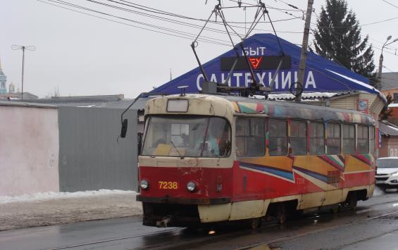 Значение курского трамвая нивелируют