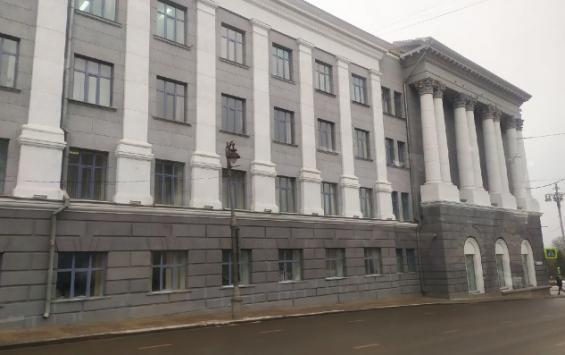 В администрацию Курска в прошлом году поступило 8746 обращений