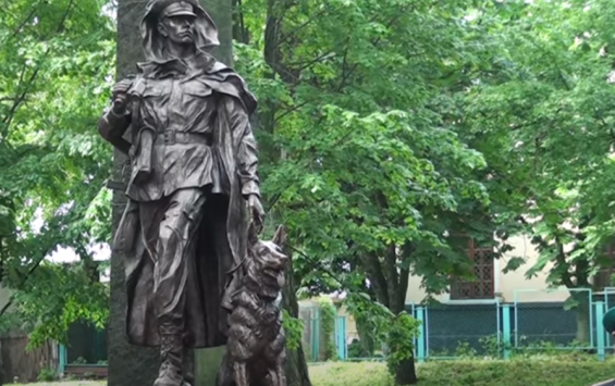 Памятник пограничникам откроют в Понырях летом
