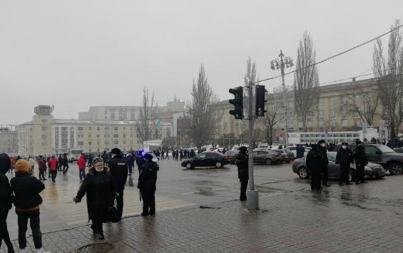 18-летнего курского агитатора за Навального отправят в спецприемник