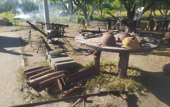 Курские поисковики нашли 150 воинских захоронений