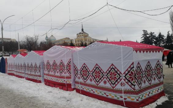Итоги проверки «ужасной» ярмарки в Курске