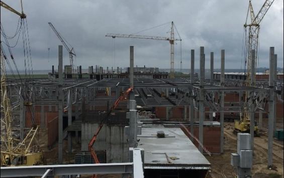 Строительство 2021: что построят в новом году в регионе?