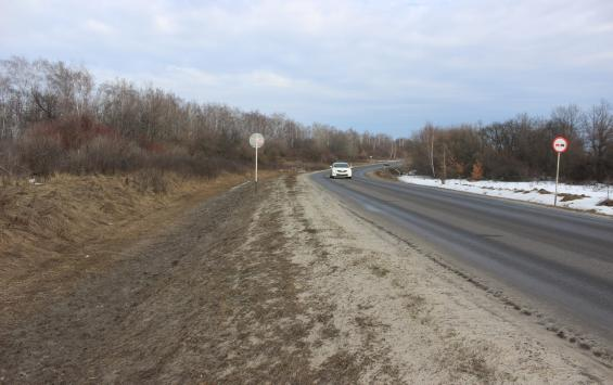Какие курские дороги станут федеральными