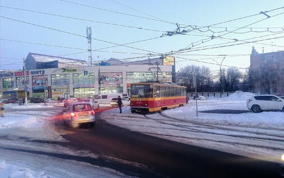 Роман Старовойт определил судьбу курского трамвая