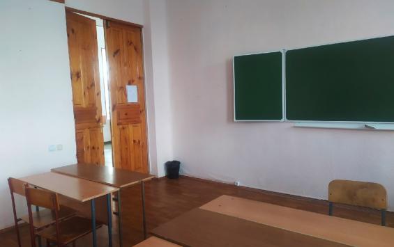 Курских школьников постепенно снимают с карантина